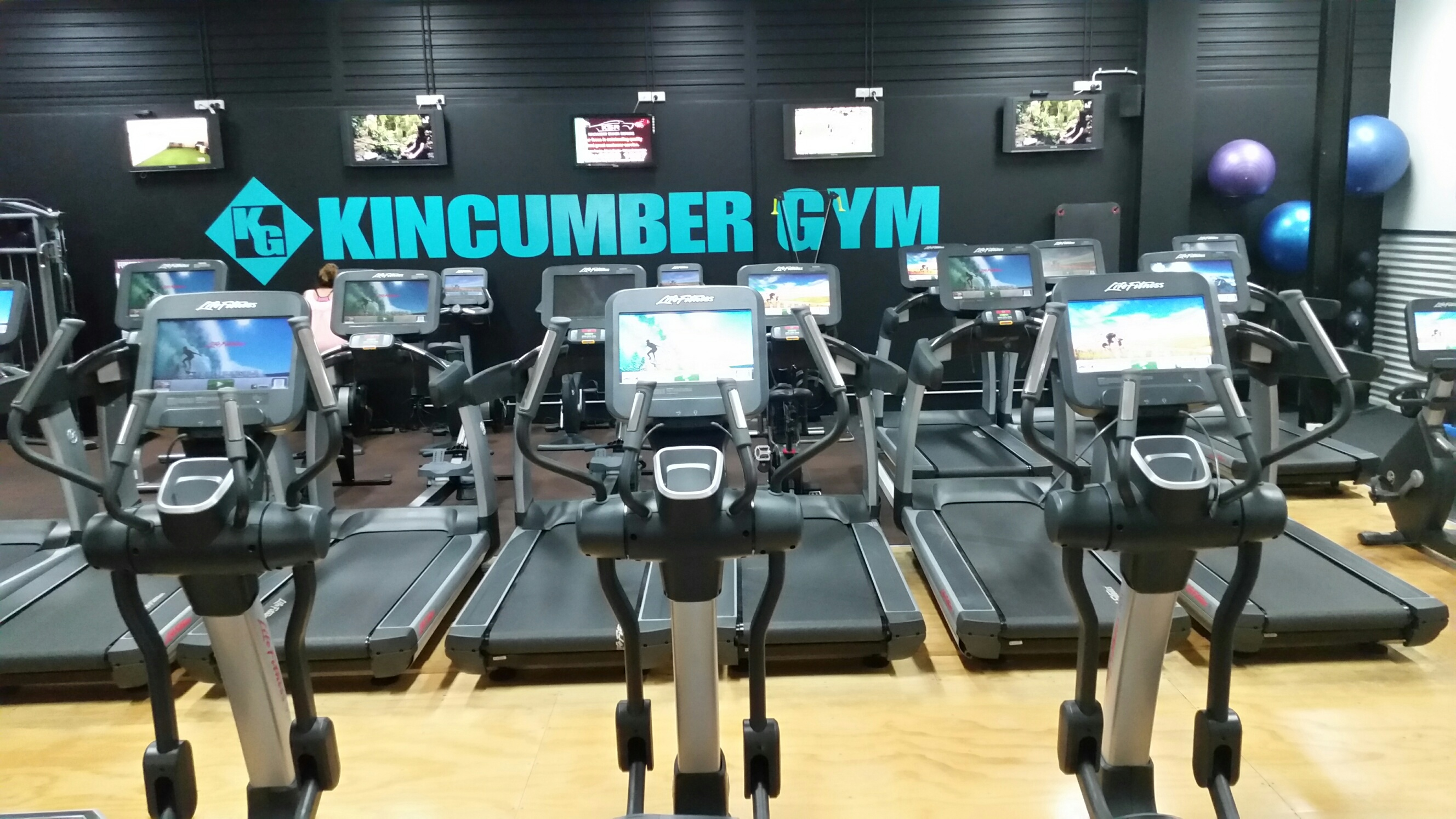 Facebook cover pic - Kincumber Gym